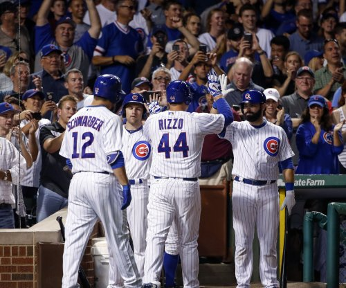 Jon Jay, Anthony Rizzo lead Chicago Cubs in 15-5 rout of Cincinnati Reds