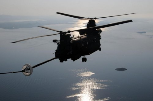 Boeing awarded $264M contract for MH-47 support