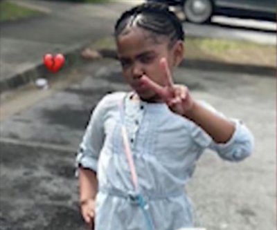Atlanta mayor appeals for end of violence after girl shot dead