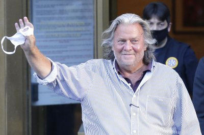 Trump grants Bannon, Broidy and 141 others clemency in final hours as president