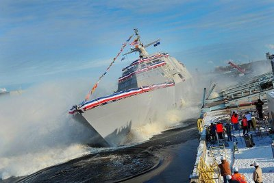 Future USS Milwaukee completes final acceptance testing