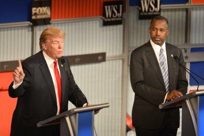 Trump, Carson get Secret Service code names: Mogul, Eli