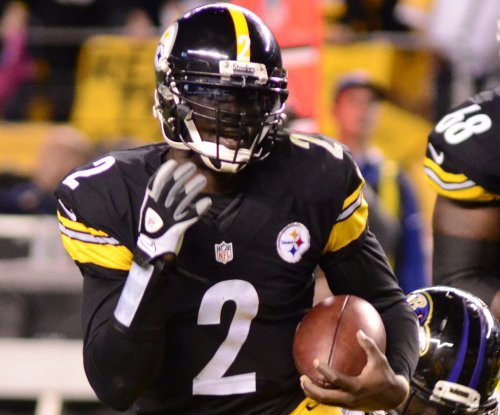 Pittsburgh Steelers' Michael Vick lobbying for dogs