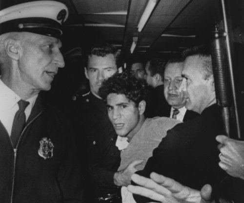 Sirhan Sirhan seeking parole in RFK assassination; claims no memory of shooting