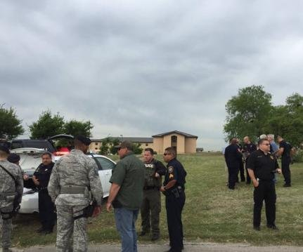 2 dead in Lackland Air Force Base shooting; murder-suicide suspected