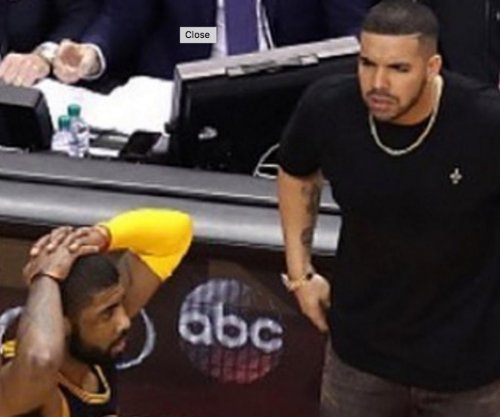 Drake aims at Kyrie Irving on Instagram
