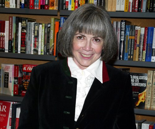 Anne Rice working on 'Vampire Chronicles' TV series
