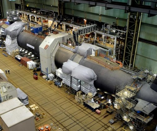 General Dynamics to christen U.S. Navy's Colorado submarine