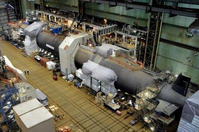 General Dynamics to christen U.S. Navy's Colorado submarine