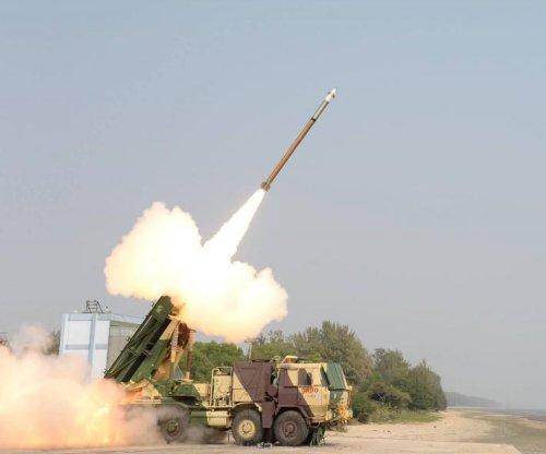 India test-fires guided Pinaka Rocket Mark-II