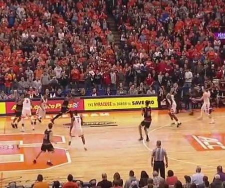 Ryan McMahon nets No. 8 Louisville OT win over Syracuse