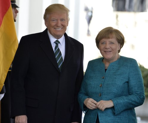 Watch live: Trump, Merkel to hold joint press conference