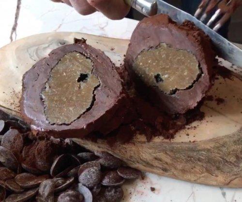 Danish chocolatier crafts world's most expensive chocolate