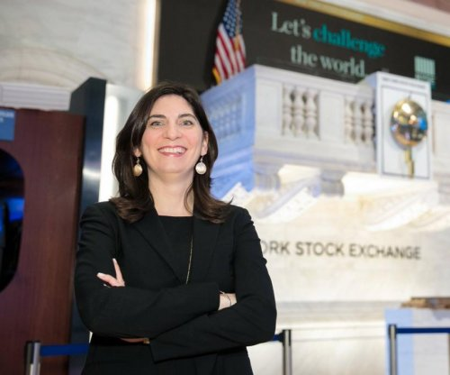 Woman to lead New York Stock Exchange for first time