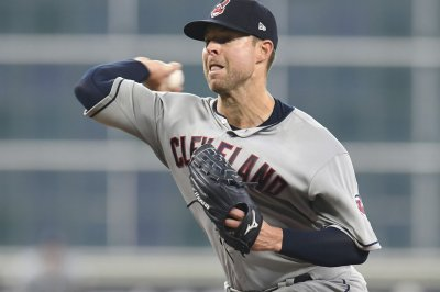 Reds interested in trade for Indians' Corey Kluber, Trevor Bauer