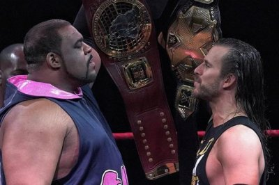 WWE NXT: Adam Cole, Keith Lee have 'winner takes all' match