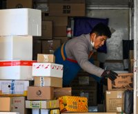 South Korea delivery drivers, employers agree to reduce workload