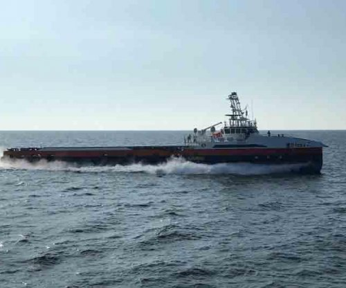 Second Ghost Fleet Overlord USV finishes trip to Pacific