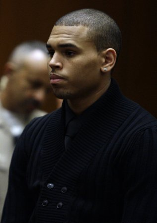Chris Brown pleads innocent to assault