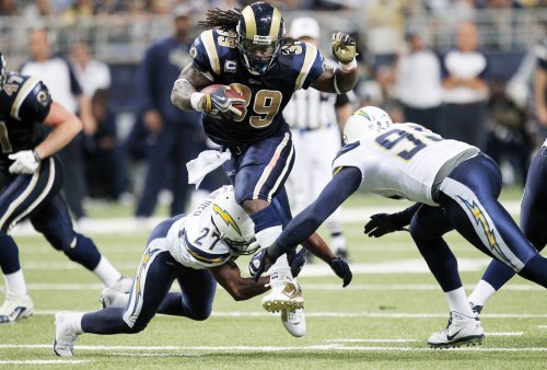 Rams' Jackson has finger surgery
