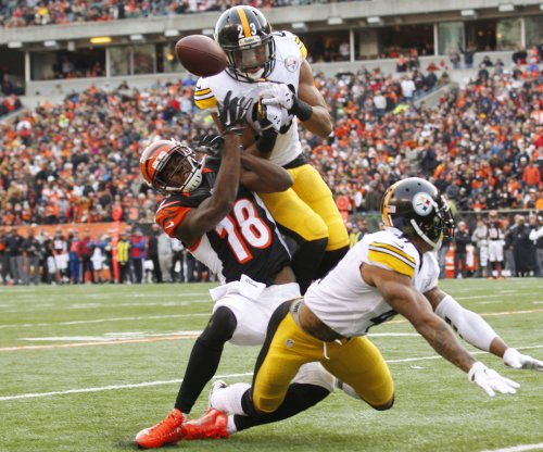 NFL flexes Cincinnati Bengals-Pittsburgh Steelers into primetime