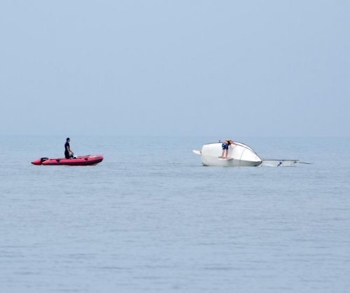 Bodies recovered after sudden storm capsizes racing sailing boats