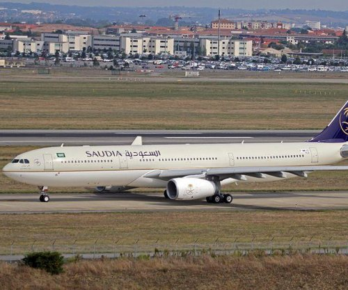 Saudi plane arrives at Israeli airport, airline cancels contract