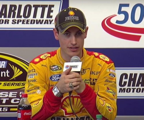 Joey Logano dominates Bank of America 500