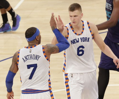 Kristaps Porzingis (29 points, 11 rebounds) powers Knicks