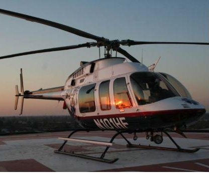 4 dead in medical helicopter crash in central California