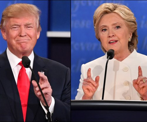 UPI/CVoter poll: Hillary Clinton's lead over Donald Trump shrinks to .47