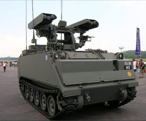 ST Engineering to produce next-gen AFV for Singapore