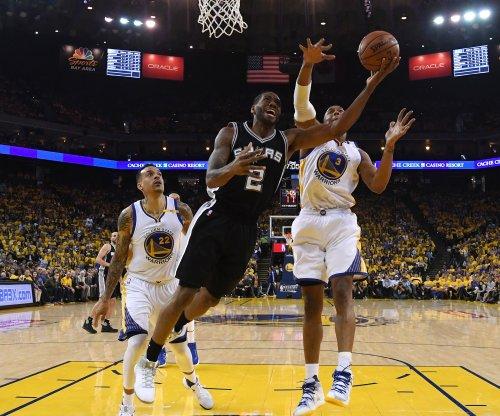 San Antonio Spurs F Kawhi Leonard to sit out opener vs. Minnesota Timberwolves