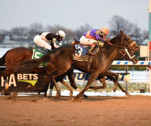 UPI Horse Racing Roundup: American two-year-olds test Kentucky Derby waters