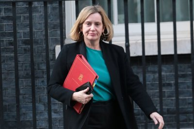 British MP Amber Rudd quits Cabinet amid Conservative Party fallout