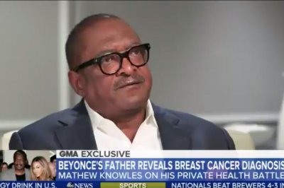Beyonce's dad shares breast cancer diagnosis: 'You can survive this'