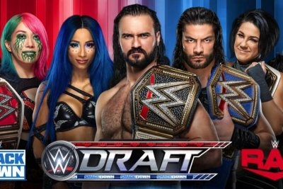 WWE sets rules, superstar pools for Raw, SmackDown draft
