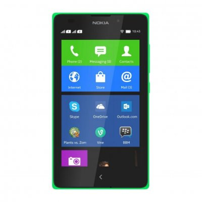 Nokia launches its first line of Android phones