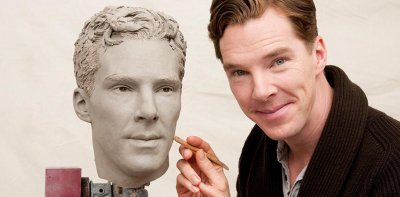 Benedict Cumberbatch wax figure unveiled at Madame Tussauds London