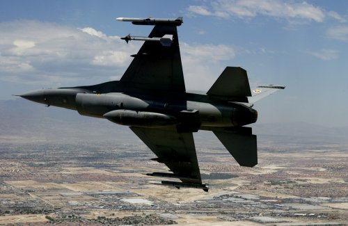 Greece asks U.S. to continue sustainment support for its F-16s