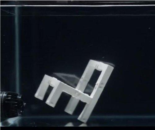 MIT creates self-assembling underwater chair
