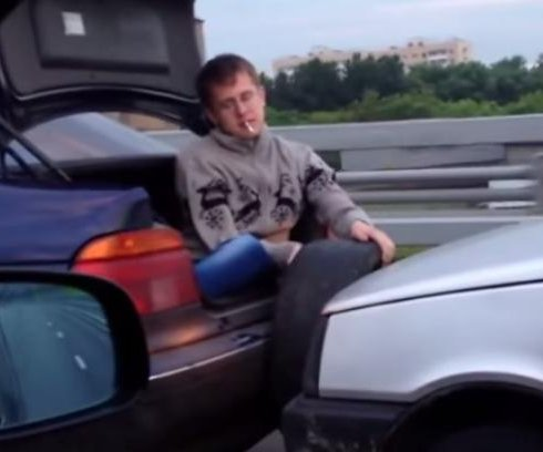 Russian viral video's 'innovation' makes 'tow trucks obsolete'