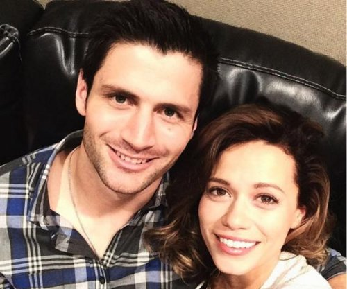 Bethany Joy Lenz, James Lafferty reunite with 'One Tree Hill' son