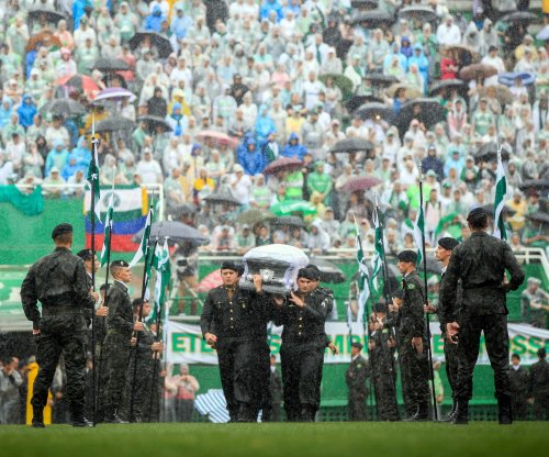 Burials begin for Chapecoense plane crash victims in Brazil