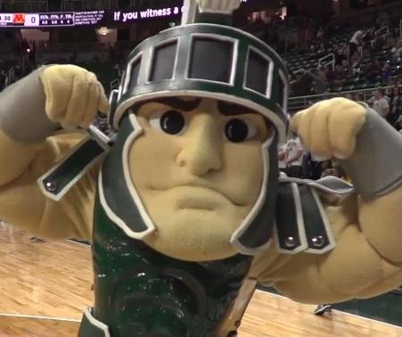 Michigan State Spartans take down No. 24 Minnesota Golden Gophers