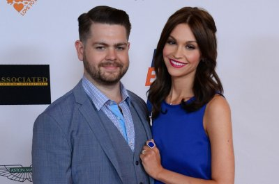 Jack Osbourne, wife Lisa welcome third daughter
