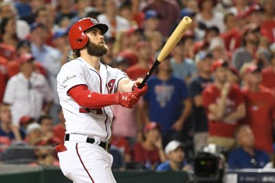 Nationals move on to play Braves after opening sweep