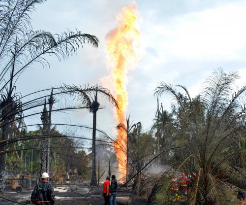 11 dead, nearly 50 injured in fire at Indonesian oil well