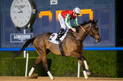 UPI Horse Racing Preview: Noise made in Dubai; USA races on tap
