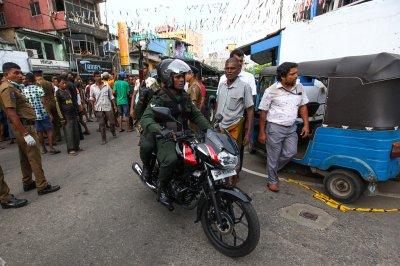 Police chief: All Sri Lanka bomb plotters killed or arrested